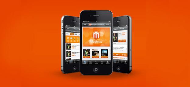 Magento Mobile Website