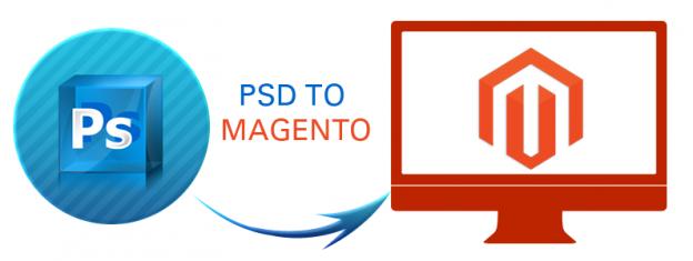 PSD to Magento