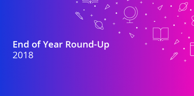 2018 Yearly Round Up